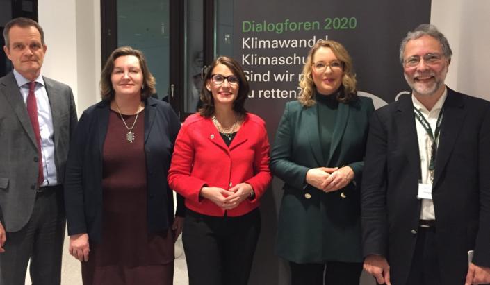 """Dialogforums der Münchener Rück Stiftung zum Thema """"Klimapolitik in der Misere – Unterschreiben, ratifizieren und weiter wie bisher?"""""""